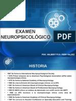 Examen Neuropsicológico