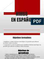 Nihss Español