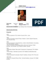 FEBRERO 2010 ULTIMO Curriculum Actualizado