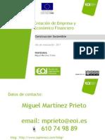 Creacion Empresa y Finanzas Construccion Sostenible 2