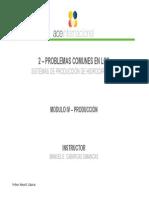 2 - MODULO IV - Problemas en Sistemas de Transporte