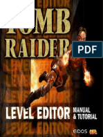 Tomb Raider Level Editor(Manual)
