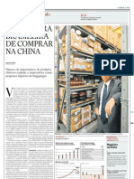 A Aventura de Comprar Na China