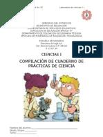 Compilación de Libro de Prácticas de Ciencias I