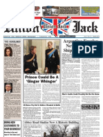 Union Jack News - March 2010
