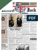 Union Jack News - March 2010