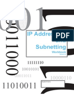 IP Addressing and Subnetting Workbook, Version 2.0 Student Edition