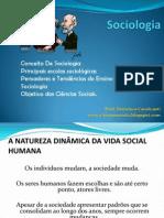 Aula de Sociologia I
