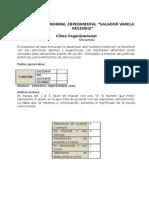 Encuesta General Del Clima Organizacional