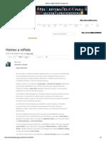 26 - 10 - 2015 Homex a Reflote _ Dinero en Imagen