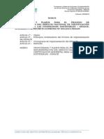 2. Cronograma y Plazos Para El Proceso de Implem. Del SENACE - DS 003-2013-MINAM