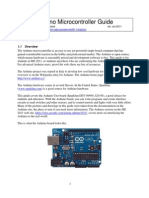 Arduino Technical Guide