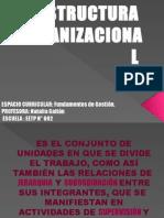 ESTRUCTURA  ORGANIZACIONAL 1.ppsx