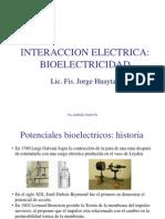 3. Bioelectricidad