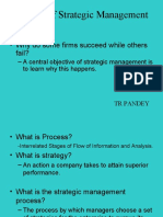 Process of Strategic Management