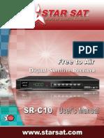 User Manual SR C10
