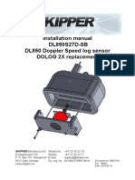 DM-D100 Inst Oper Manual DL850 Dolog 2X Replacement