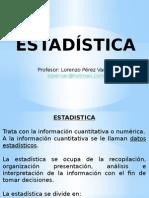 ESTADISTICA - MSST