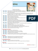Nf Pa Fire Safety Survey 2009