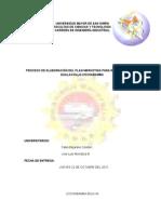 Proceso de Elaboración Del Plan Marketing Para Razor Localidad Quillacollo-cochabamba