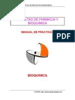Manual de practicas de bioquimica metabolica