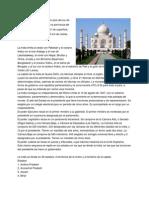 Datos sobre La India