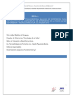 Protocolo de Fundamentos