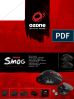 Ozone gaming products