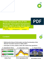 1520 1545 Cross Discipline Use of the Modular Formation Dynamics Tester