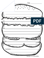 hamburgerparagraphpicturetemplate pdf