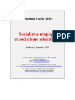 Engels,Friedrich - Socialisme Utopique Et Socialisme Scientifique