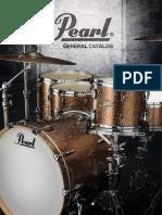 2014 General Catalog Pearl Drums