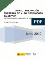 CompetitividadInnovacionEmpresasCrecimiento Investigacion