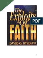 Exploits of Faith