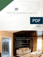 Catálogo Elevadores Residenciais Daiken