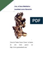 Tantra, El Sexo Meditativo - La Sexualidad Como Liberacion