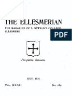The Ellesmerian 1918 - July - XXXII - 182