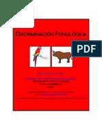 DISCRIMINACIÓN FONOLÓGICA_Eugenia Romero