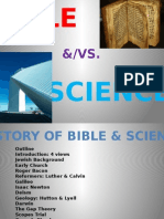 HistoryofBible&Science