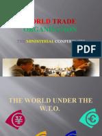 World Trade organisation Presentation