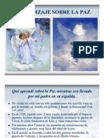 Aprendizaje Sobre La Paz Capituo i - Seccion i.