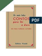 CONTOS - Os Mais Belos Contos Para Ler a Dois - Editora Vecchi