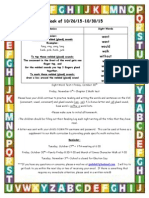 weekly newsletter 10-26-15 site