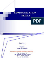 Communication Competency