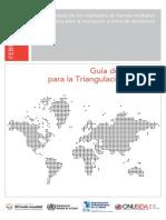 ejemplo de triangulacion de datos-tesis