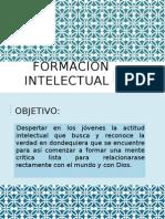 Formación Intelectual