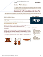 Aulas de Viola Clássica - Viola D'Arco_ Abril 2014