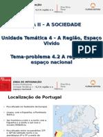 Área II – a Sociedade
