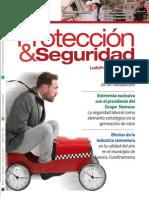 Revista Protección y Seguridad Octubre 2015 - Consejo Colombiano de Seguridad