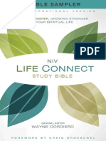NIV LifeConnect Study Bible Sampler